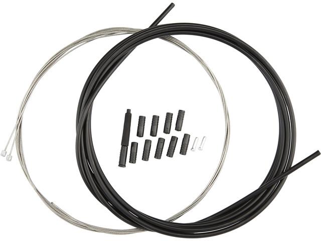 Shimano OT-SP41 Vaihdekaapelisetti MTB teräs, black